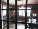 施工例 ピアノ室のあるブルックリンスタイル ピアノ室