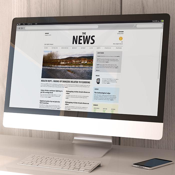 ホームページニュースモバイル